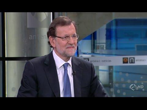 Entrevista a Mariano Rajoy (1/11): Cinco respuestas cortas a cinco preguntas