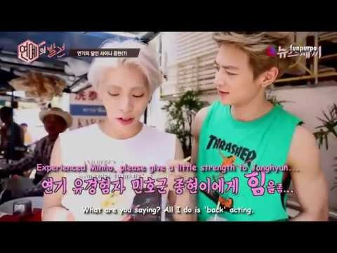 [ENG] 150602 SHINee 'View' - Behind the scene part 1
