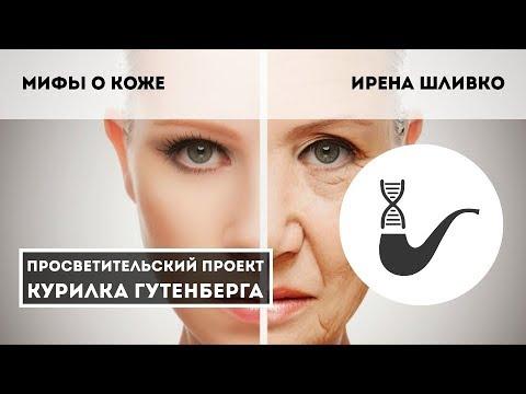 Мифы о коже – Ирена Шливко