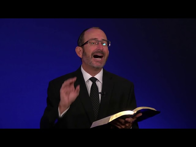 Daniel capítulo 1 - parte 2 - Dr. Baruch Korman
