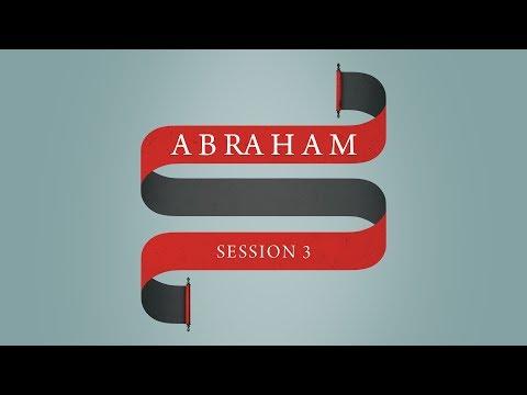 """Trent Hunter, """"Abraham"""" (Session 3)"""