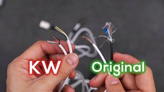 Kabel data Rp1.700 vs kabel data Rp450.000!