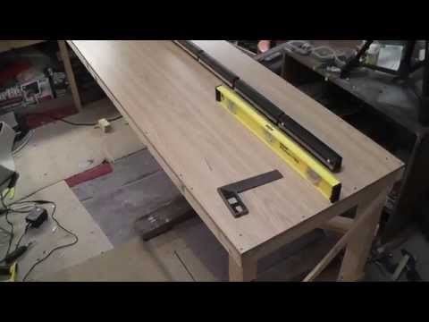 Building a Model Railway – Part 1 – Baseboard