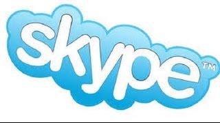 [Mentoska]  Tutoriál---Stáhnutí a registrace na skype