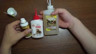 видео Консервационное масло