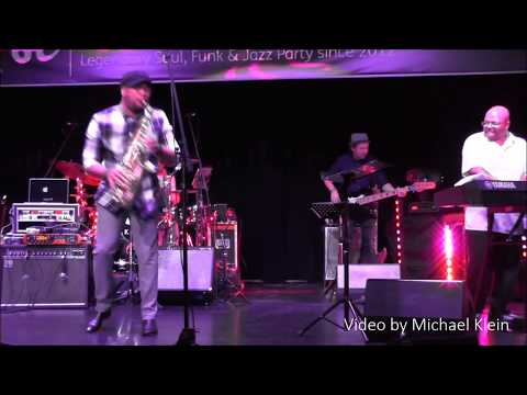 Marcus Anderson feat. James Lloyd at 7. Mallorca Smooth Jazz Festival (2018)