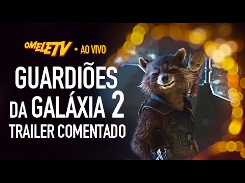 Trailer do filme Guardiões da Galáxia