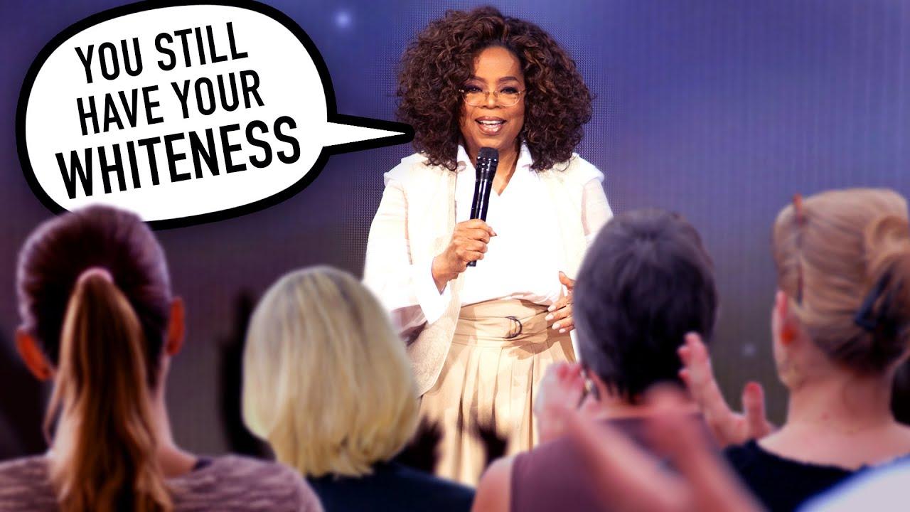 "WRECKING Oprah's ""WHITENESS Is ADVANTAGE"" Claim"