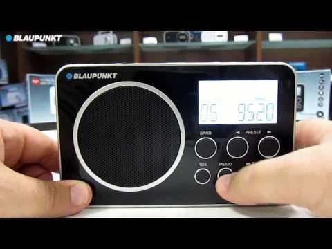 Blaupunkt BDR-500/BDR-501