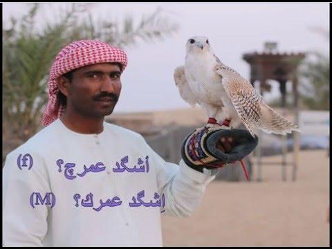 Iraqi Arabic dialect - greetings اللهجة العراقية