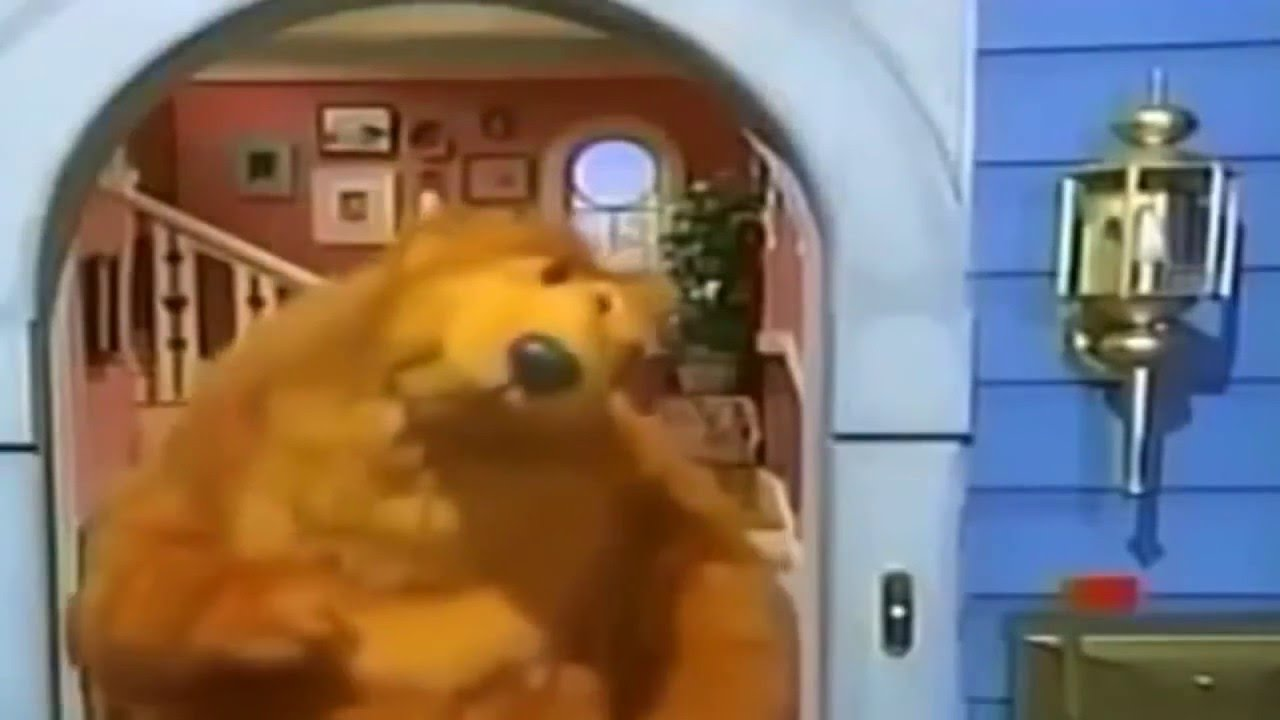 bear in the big blue house what u0027s in the mail today youtube