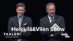 Heikkilä&Vilén Show Sijoitus Invest 2019: Unelmien osakepoiminta (26.11.2019)