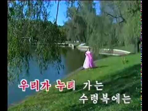 DPRK Music A 18 수령복 인민복 꽃핀 내나라  360p
