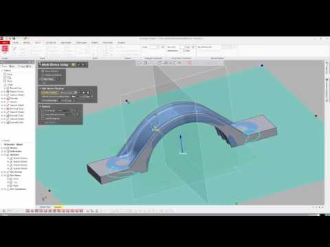 Geomagic Design X -  Scan Data to Solid Model
