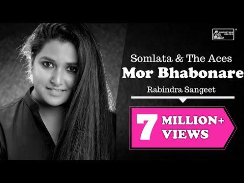 Somlata & The Aces | Mor Bhabonare | Rabindra Sangeet | Somlata Acharyya Chowdhury
