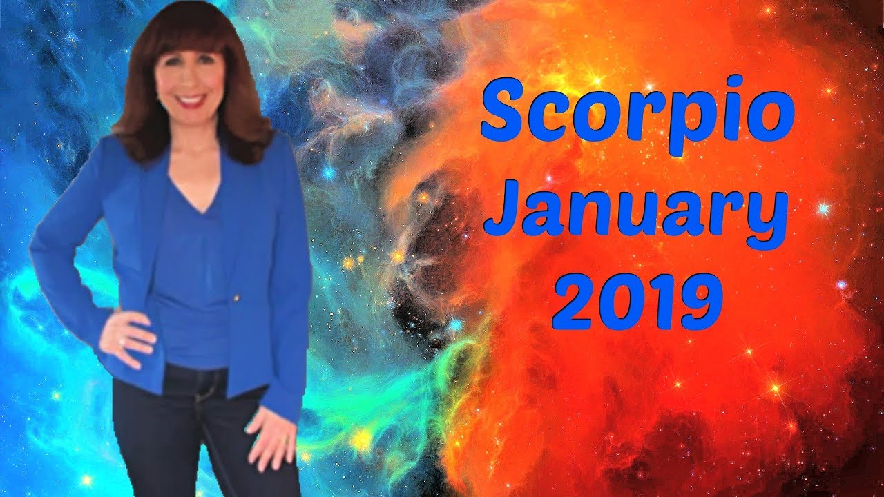 scorpio tarot january 28 2020