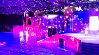 28.12.2016 Шоу на воде «Сказка о царе Салтане»
