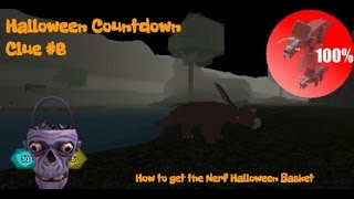 Roblox Halloween Countdown Clue #6 - Dinosaurier-Simulator