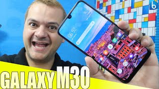 SAMSUNG GALAXY M30 | ANÁLISE / REVIEW