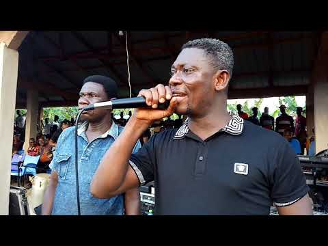 Agya Koo , Mr Kofi Asante & Paa Ringo Performed Mr Yamoah's Song@Super  Yaw Ofori's Mother's Funeral