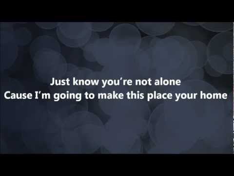 Home - Phillip Phillips w/ Lyrics
