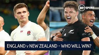 England vs New Zealand - Who wins and how will they do it? World Cup semi-final preview | GPTonight