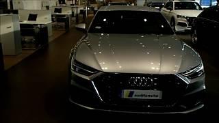 2018 Audi A7 55 TFSI 340PS Sportback|light|interior|walkaround