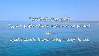 Jake Owen - Life Of The Party (with lyrics)