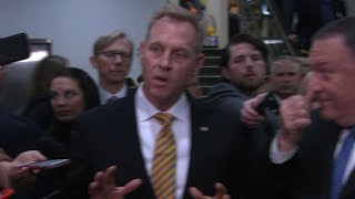 Shanahan: US Iran stance for deterrence, not war