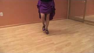 Dancing the Flamenco : Flamenco Dancing: Twelve Count Steps