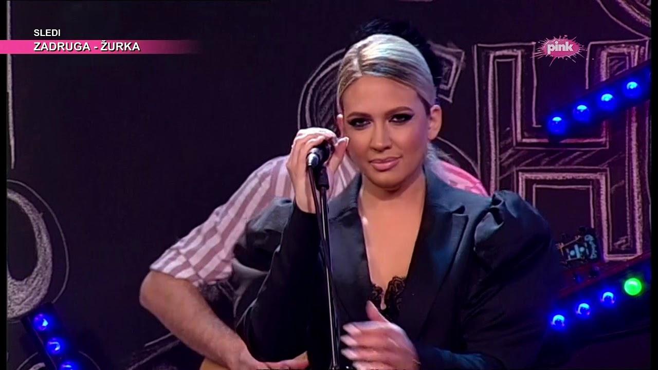 Milica Todorovic - Ne kuni me majko/Ljubav manje/Fly Me To The Moon (Cover) (AmiG Show 2020)