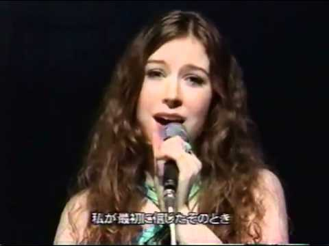Amazing Grace - Hayley Westenra ヘイリー in Japan [historical]