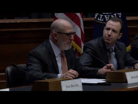 Senate panel on role of IRGC in the region April 6, 2017