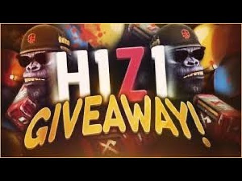 H1Z1 GIFTCARD GIVEAWAY W/BL1STFUL