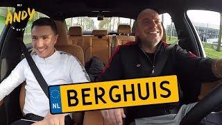Steven Berghuis - Bij Andy in de auto