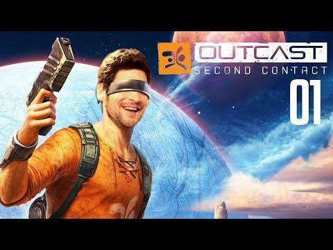 Outcast: Second Contact mit Simon, Gregor, Dennis & Nils #01 | Knallhart Durchgenommen