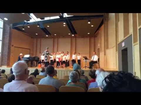 Chester River Youth Choir time lapse