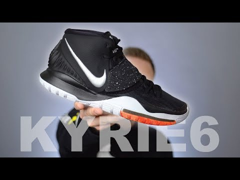 Nike KYRIE 6 UNBOXING & Initial REVIEW