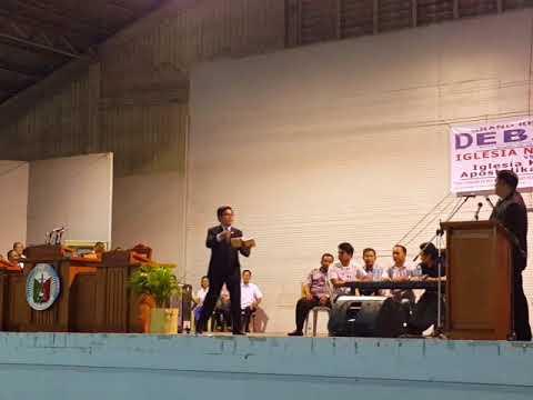 Iglesia Ni Cristo vs Iglesia Katolika Apostolika Romana at Roxas Capiz October 28 2017