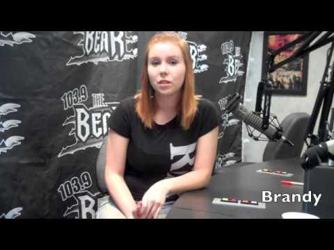 WRBR Rock Girl 2012 Contestant: Brandy