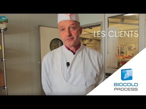 BIOCOLD PROCESS - LES CLIENTS - CFA Les Mouliniers - Section Boucherie