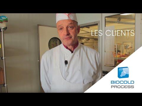 BIOCOLD PROCESS - LES CLIENTS - CFA Les Mouliniers - Section Boucherie