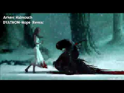 DYATHON-Hope (Remix) Piano Instrumental