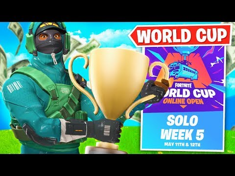 Fresh Plays Solo WORLD CUP!
