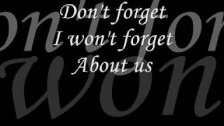 Don't Forget - Demi Lovato (lyrics)