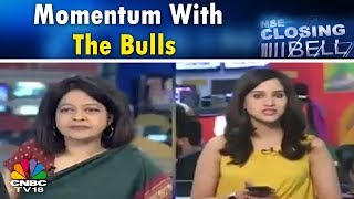 Momentum with the bulls on Dalal Street at IT Stocks lead the rally...