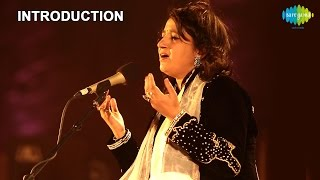 Kavita seth: introduction (world sufi spirit festival | live recording)