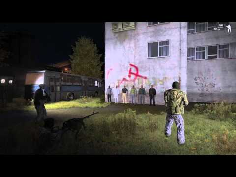 Arma 3 Mission Editor Tutorial in Eden 3d: Dramatic Civilian Execution