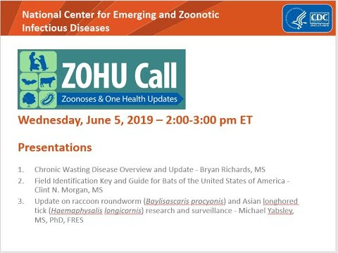 CDC ZOHU Call June 5, 2019