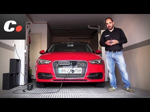 Audi A3 e-tron Plug-in Hybrid | Prueba / Análisis / Test / Review en español | coches.net